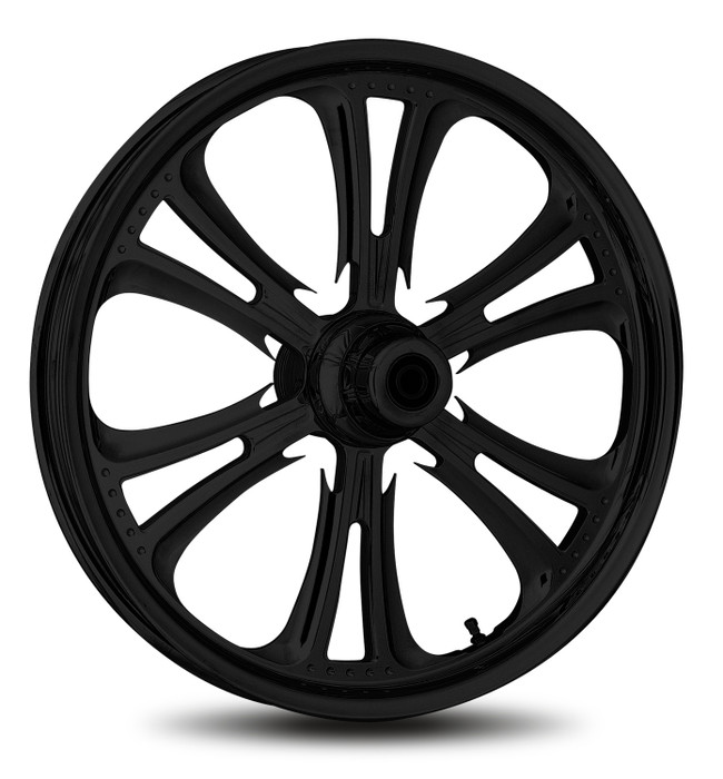 Straight Spoke Motorcycle Wheels