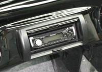 "Batwing Classic Fairing - 6"" x 9"" Speakers + Stereo - Regular Headlight Opening"