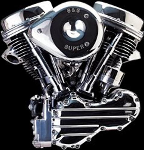 Panhead Engine Replica - Natural Finish