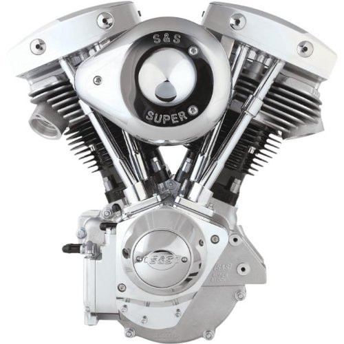 "S&S Cycle 93"" BILLET ALTERNATOR SHVL 31-9905 70-84 CHASSIS"