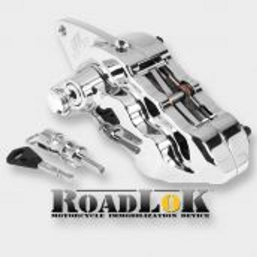 HHI Right Hand Polished 4 Piston Caliper 84-99