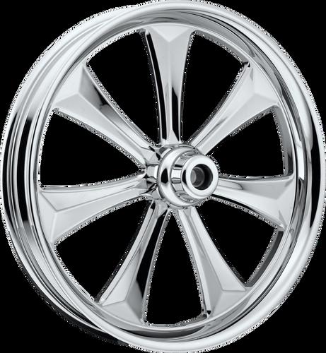 RPM-8 Straight Spoke Motorcycle Wheel, 7-spokes