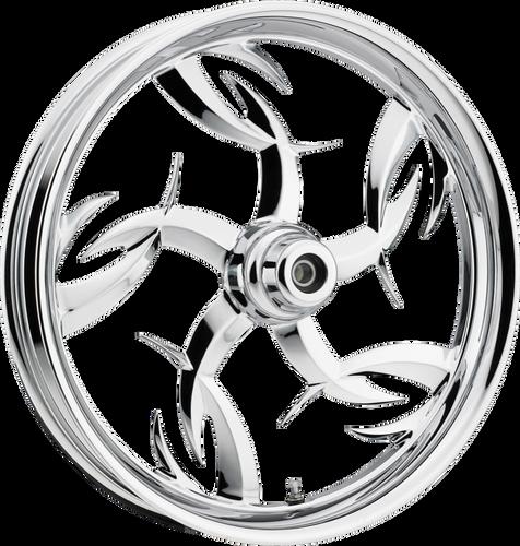 RPM-12 Tribal Twisted Custom Motorcycle Wheel