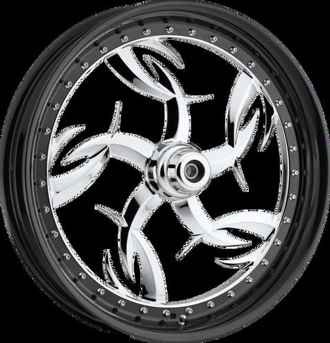Tribal Style RPM-12 Colorado Custom Motorcycle Wheel