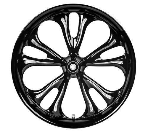 R-2 Black Contrast Wheels - Colorado Custom