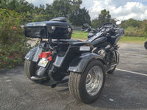 How Can I convert my Harley Davidson Road Glide to a Trike?