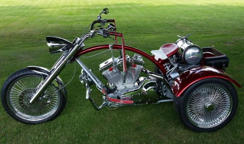 Flyin Trike Version 2