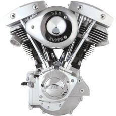 "S&S Cycle 93"" BILLET ALTERNATOR SHVL 31-9905 70-84 CHASSIS"