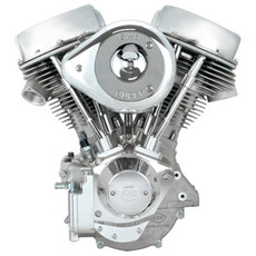 S&S P-Series (Panhead) Engines (P93) for 1970-1999 Custom Chassis - Alternator Style ($6995.00)