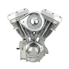 S&S V124 Engine - Natural - Magneti Marelli(r) style VFI - VFI