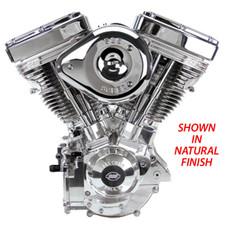 S&S V124 Engine - Diamond Cut Fully Polished - Magneti Marelli(r) style VFI - VFI