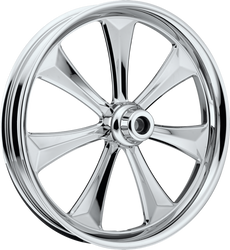 RPM-8 Straight Spoke Motorcycle Wheel, 7-spokes