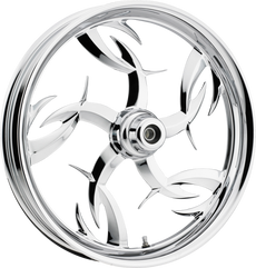 RPM-12 Tribal Twisted Custom Motorcycle Wheel
