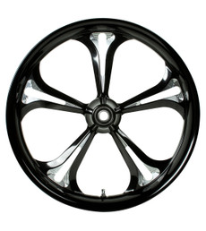 Colorado Custom Baja Black Cut Wheel