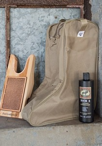 BOOT CARE & ACCESSORIES
