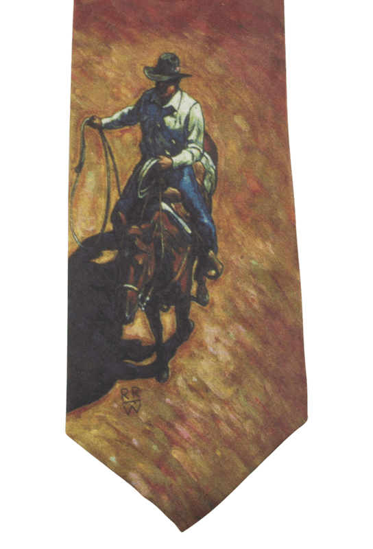 Rockmount The Cowhand Tie