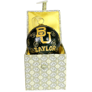 Ornament - Baylor University Round Ornament