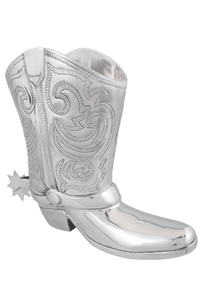 Home - Pewter Boot