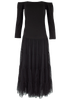 Vintage Collection Jewelry Dress - Black - Alternate