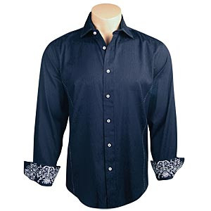 """Comfortably Numb"" Button-down Shirt"