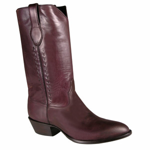 Stallion Mens Shell Cordovan Boots - Hero