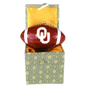 Ornament - University of Oklahoma Football - Hero