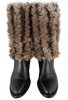 Pat Dahnke Fur Boot Toppers - Front