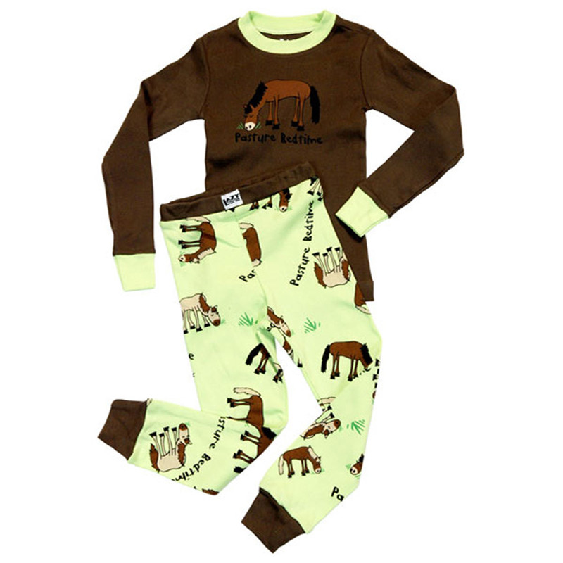 Kids - Boys Pasture Bedtime Pajamas