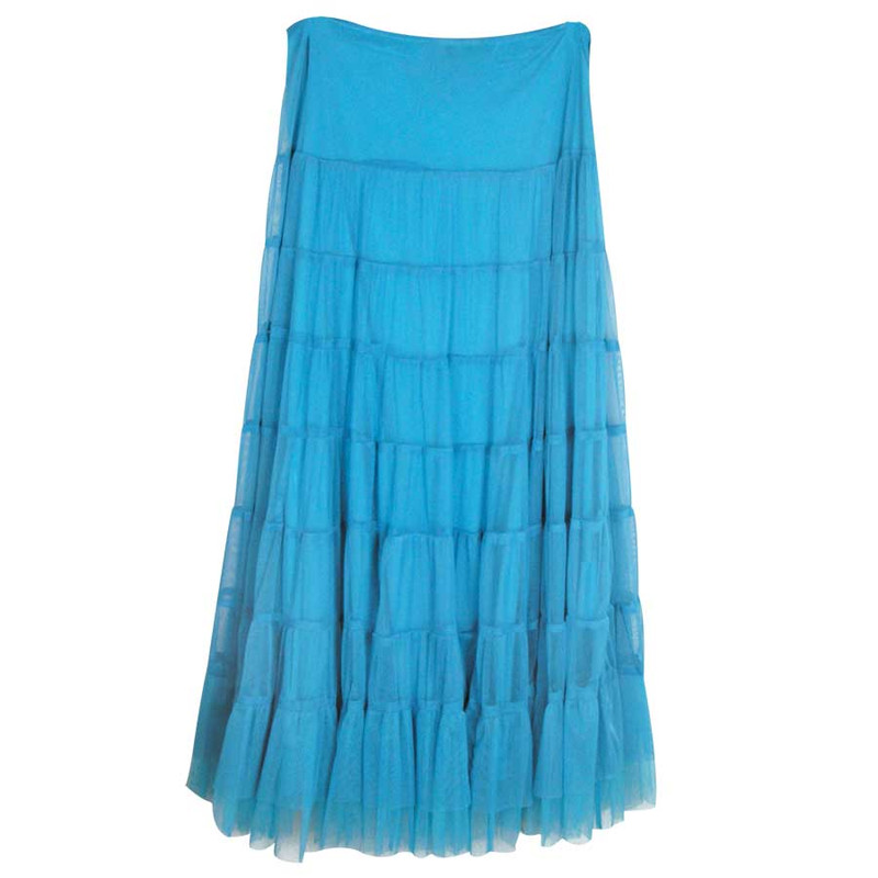 Vintage Collection Tiered Mesh Skirt