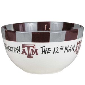 University - Texas A&M University Big Bowl - Side