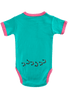 Infant - Girls My Horse Rocks Onesie - Back