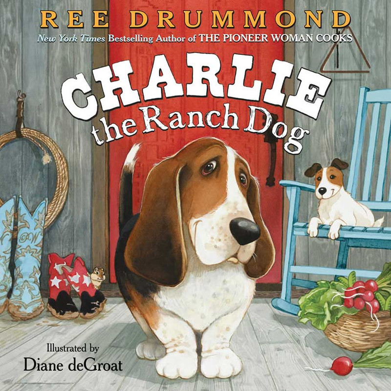 "Children's Book ""Charlie The Ranch Dog"""
