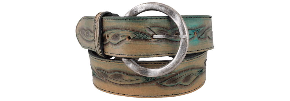 Ivy Tooled Belt