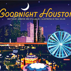 "Children's Book ""Goodnight Houston"""