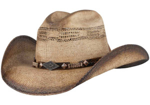 Bullhide Full Speed Straw Hat - Hero
