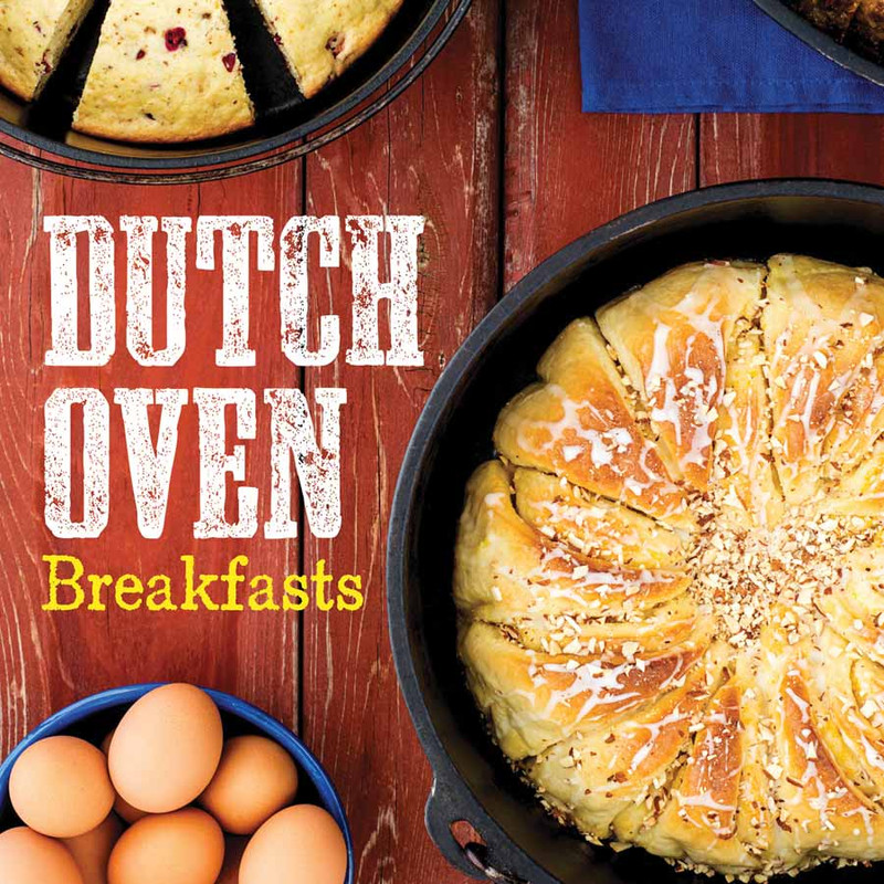 "Cookbook ""Dutch Oven Breakfasts"""