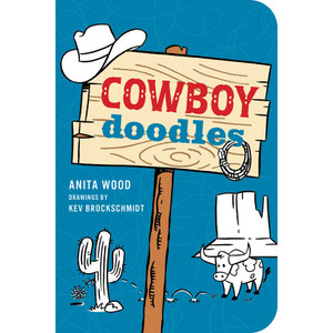 "Children's Book ""Cowboy Doodles"""
