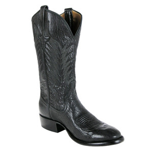 Rios of Mercedes Men's Black Sheep Boots - Hero
