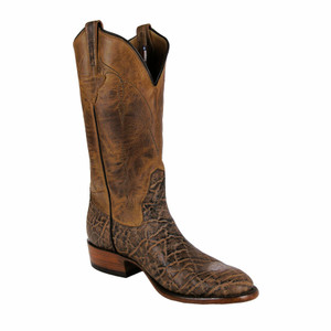 Rios Of Mercedes Madcat Elephant Boots - Rum Brown