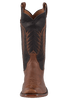 Rios of Mercedes Men's Chestnut and Black Remuda Boots - Front