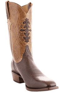 Lucchese Men's Sienna Smooth Ostrich Boots - Hero