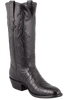 Stallion Men's Black Supreme Caiman Boots - Hero