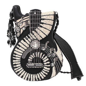 Mary Frances Jammin Guitar Handbag - Front