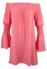 Union of Angels Zuliet Dress - Coral - Alternate 1