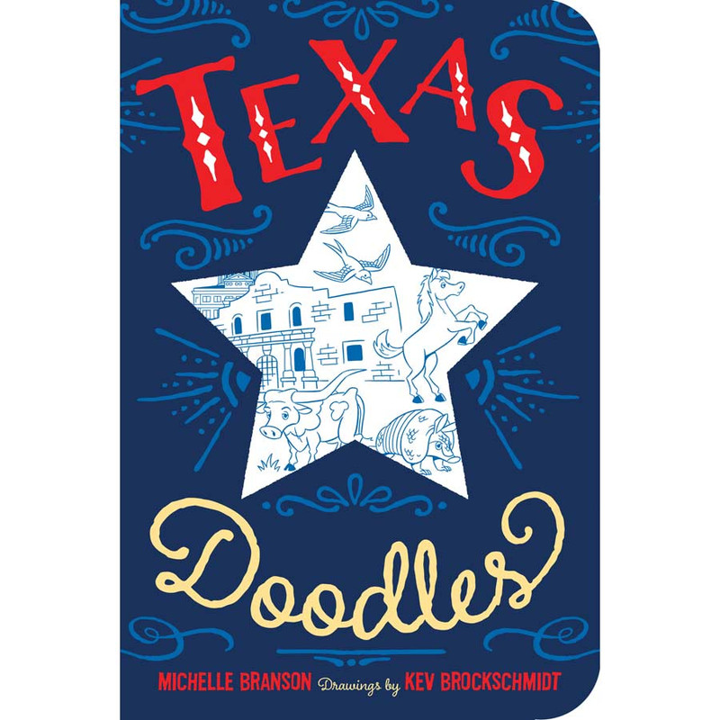 "Children's Book ""Texas Doodle"""