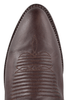 Lucchese Women's Chocolate Ranch Hand Boots - Toe