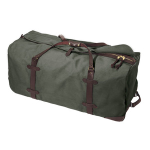 Filson X-Large Wheeled Duffle - Otter Green - Hero
