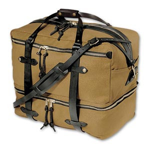 Outfitter Bag - X-Large Dark Tan