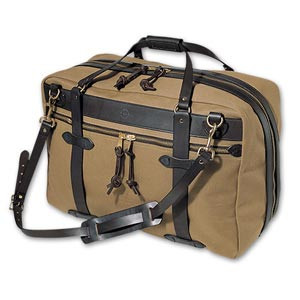 Filson Pullman Bag - Dark Tan