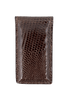 Lizard Magnetic Money Clip - Brown - Front